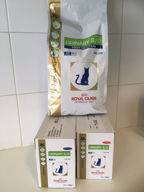 Royal Canin Urinary droogvoer Image